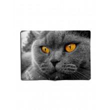 Обложка для паспорта, PAS1 «Cat Eyes»