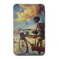 Картхолдер, CHL2 «Мальчик и велосипед»