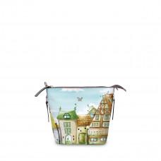 Сумка кросс-боди BAG8 «Игрушечный город»