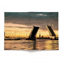 Обложка для паспорта, PAS2 «Мосты-2»