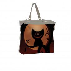 Рюкзак BKP4 «Кот на ветке»