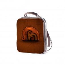 Рюкзак BKP1 «Деревянные слоны»