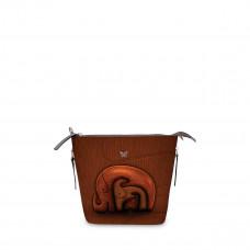 Сумка кросс-боди BAG8 «Деревянные слоны»