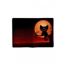 Обложка для паспорта, PAS1 «Кот на ветке»