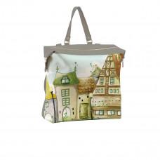 Рюкзак BKP4 «Игрушечный город»